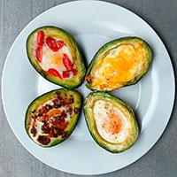Блюда с авокадо рецепты простые и вкусные