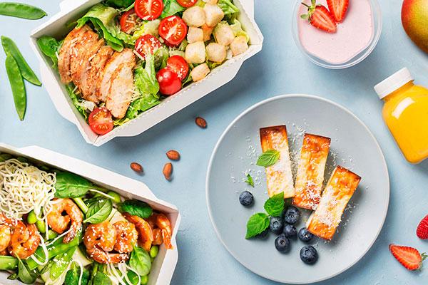 несложные диеты для похудения