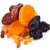 Сухофрукты при диете: какие лучше есть