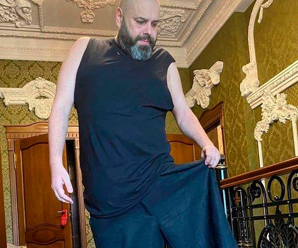 Макс Фадеев как похудел диета отзывы